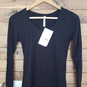 NWT Fabletics Long-Sleeve Shirt
